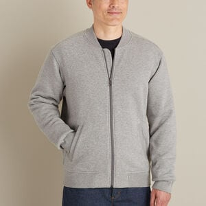 Men's Flannel Lined Souped-Up Bomber with Storm Cotton