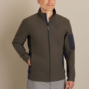 Men's Alaskan Hardgear Graveltec Fleece Full Zip