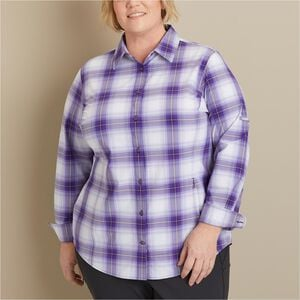 Women's Plus DuluthFlex Sidewinder Shirt