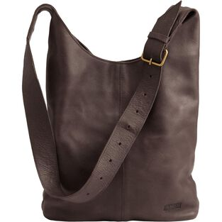 Women's Lifetime Leather Crossbody Bag SHALGRY