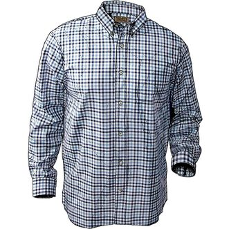 Men's Wrinklefighter Long Sleeve Pattern Shirt