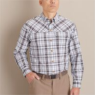 Men's Armachillo Long Sleeve Pattern Shirt MBLMPLD