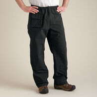 Men's No-Rainer Waterproof Rain Pants DRKGRAY MED