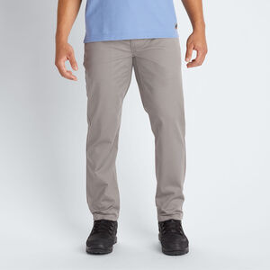 Men's 40 Grit Flex Twill Slim Fit Khaki Pants