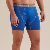 Men's Armachillo Cooling Short Boxer Briefs BLACK