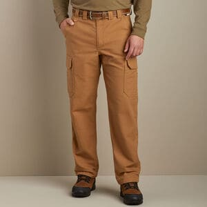 Men's Flame-Resistant Fire Hose Cargo Pants