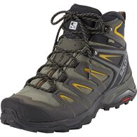 Men's Salomon X Ultra 3 Mid GTX Boots BLUHARB 9  M