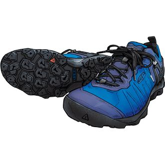 0b8ddc9230a Men's KEEN Venture Waterproof Shoes | Duluth Trading Company