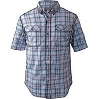 Men's Breezeshooter Plaid Shirt BAYBLPD LRG REG