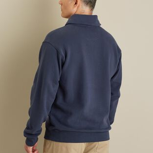 Men's No B.S. Fleece High-Neck Sweatshirt
