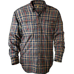 Men's Free Swingin' Flannel Slim Fit Shirt