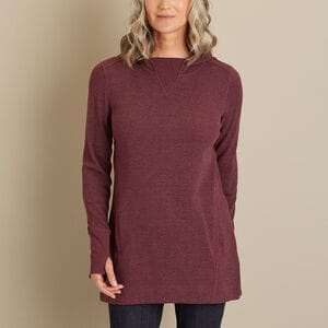 Women's Heritage Working Thermal Hooded Tunic