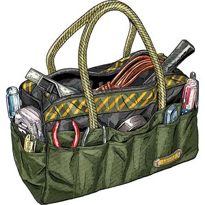 Tool Line Riggers Bag