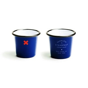 Best Made Enamel Short Tumblers (Set of Two)