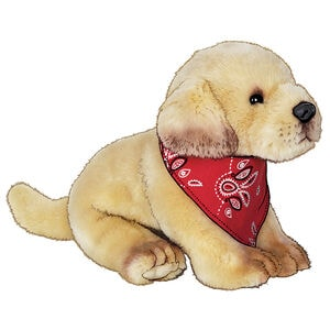 Kids' Plush Scout the Dog