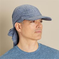Men's Armachillo Visor Head Wrap MIDNBLU ONESIZE