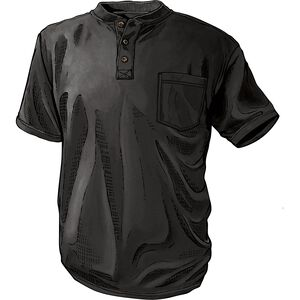 FINAL SALE-Men's Houston Longtail T Short Sleeve Henley
