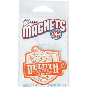 Duluth Trading Rubber Magnet