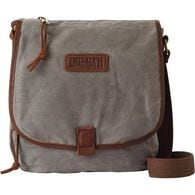 Oil Cloth Sling Bag GRAY