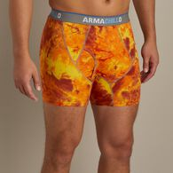 Men's Armachillo Cooling Tie Dye Short Boxer Briefs