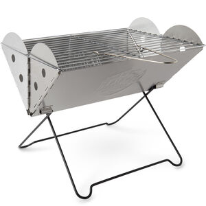 Flatpack Portable Grill and Firepit