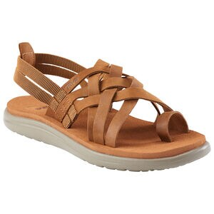 Women's Teva Voya Strappy Leather Sandal