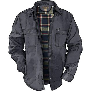 Men's Fire Hose Flannel-Lined Limber Jac