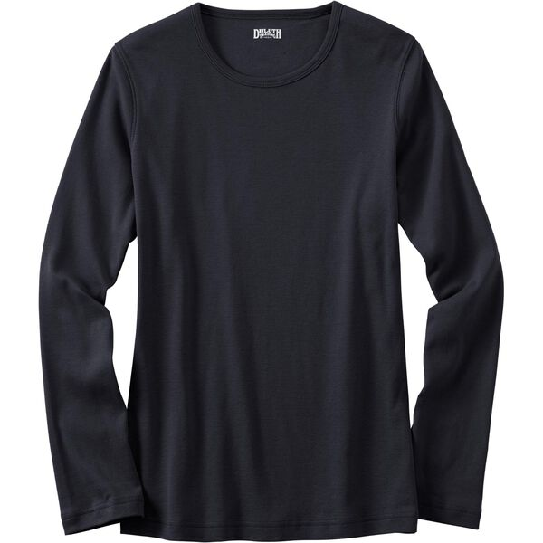 71a2403b Women's Longtail T Long Sleeve Crew Neck T-Shirt | Duluth Trading Company