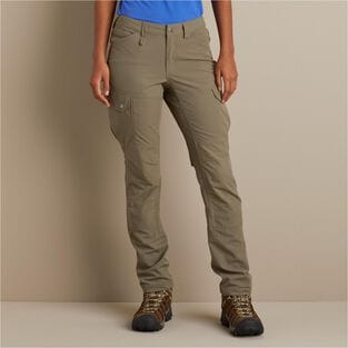 Women's Flextra Tough Slim Leg Work Pants