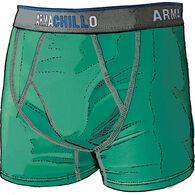 Men's Armachillo Cooling Short Boxer Briefs KELLYG