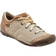 WM KEEN Mercer Lace Shoe TAN 065