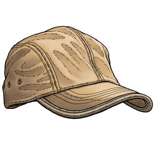 Men's Pistil Pike Cap