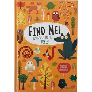 Find Me - Adventures in the Forest