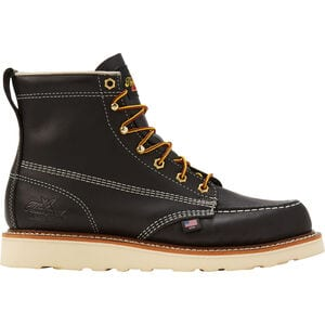 "Men's Thorogood 6"" Soft Toe Moc-Toe Boots"