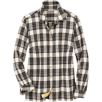 Women's Free Swingin' Flannel Shirt
