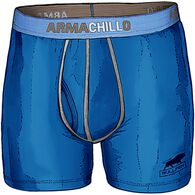 Men's Chillpen Short Boxer Briefs BALTBLU MED
