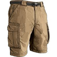 Men's Dry on the Fly 11'' Cargo Shorts CAMEL LARGE