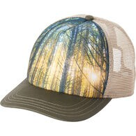 Men's Pistil Dusk Trucker Hat