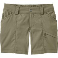 Women's Dry on the Fly 7'' Shorts FATIGRN 004
