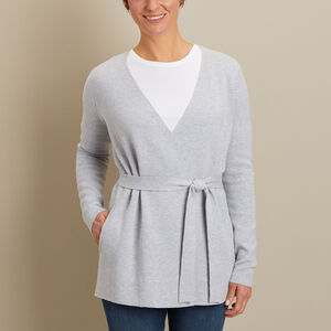 Women's Nonstop Convertible Sweater Cardi-Wrap