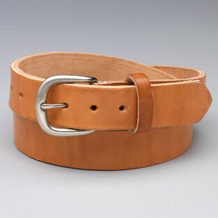 Men's Leather Beefy Belt