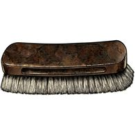 Bronco Horsehair Shoe Brush NATURAL