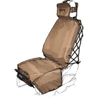 Bucket Seat Body Guard Seat Cover BROWN