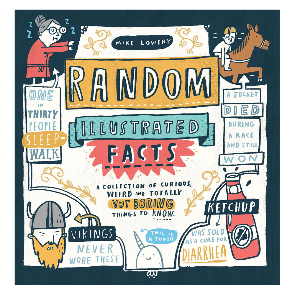 Image result for Random Illustrated Facts