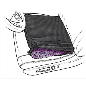 Bony Ass Gel Seat Cushion