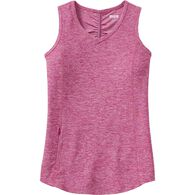 Women's Armachillo Cooling Sleeveless T-Shirt REDV