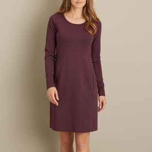 Women's Wearwithall Ponte Knit Long Sleeve Dress