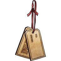 Duluth Gift Tag