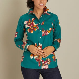 Women's Wrinklefighter Button Up Shirt