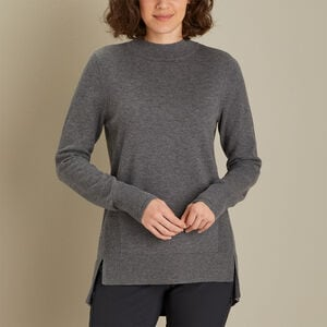 Women's Wash-a-Wool Merino Tunic Sweater